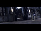 R2D2. Энакин. Оби-Ван. Палпатин.